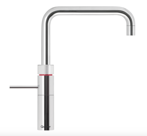 Quooker Fusion Square Chroom - losse kraan